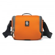 Crumpler Base Layer M Camera Cube bag burned orange / anthracite