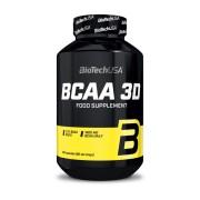 BioTechUSA BCAA 3D 180 kapszula