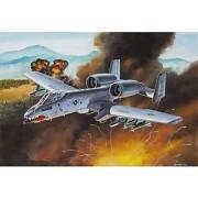 1:100 Revell A-10 Thunderbolt Ii Easy Kit