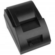 ER USB Mini 58mm POS Bill Térmica De Recibos Dot Impresora La Configuración Rollo De Papel POS-5890C Negro.