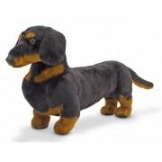 Merkloos Honden knuffel Dashond 40 cm