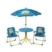 The Minions tuin meubilair 4 delig
