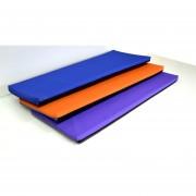 Colchoneta Gimnasia GMP - 1m x 0,40 x 0,03 - Con cierre - Alta resistencia - Colores variados