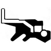 Oljepackningsring, differential, Höger, Utgång, Vänster