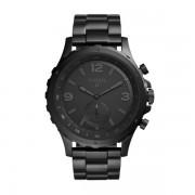 Fossil Q FTW1115 Nate Hybrid horloge