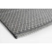 Aspegren Teppich Läufer Rhombe gray 70x200