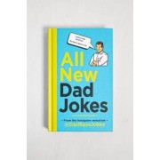 Urban Outfitters All New Dad Jokes par Dad Says Jokes- taille: ALL