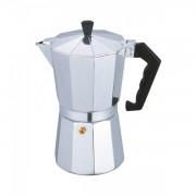 Expresor Cafea Manual pentru Aragaz 9 cesti Bohmann BH9409
