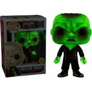 Funko Pop Killer Croc Glow In The Dark Suicide Squad Escuadron Suicida DC Comics-Multicolor