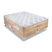 Colchão Orthocrin Molas Pocket Bellagio Avelã - Colchão King Size - 1,93x2,03x0,36 - Sem Cama Box