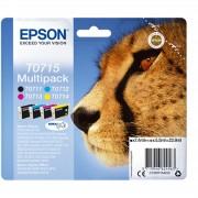 Epson MULTPACK ORIGINALE T0715 PER Epson Stylus D78/D78/D92/DX 4000 C13T07154012