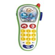 Chicco Ch Gioco Telef.Vibra&scatta