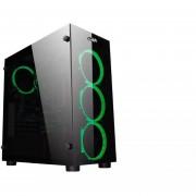Gabinete de PC Sentey K20 4297-SF RGB-Negro