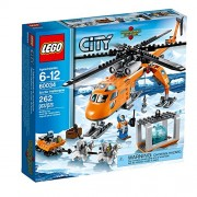 LEGO City Arctic Helicrane 60034 Building Toy