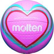 molten Beachvolleyball V5B1501-P - pink/blau/rot | 5
