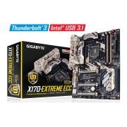 Tarjeta Madre Gigabyte GA-X170-EXTREME ECC DDR4/INTEL/ATX