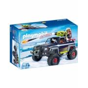 Piratii Arctici Si Camion De Zapada Playmobil