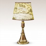 Laguna maritime table lamp, 48 cm