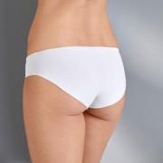 Hanro Invisible-Cotton-Slip, 34/36 - Weiss