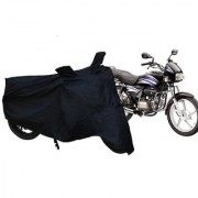 Geargo Hero Motocorp Splendor Pro Bike Cover (Black)