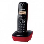 Panasonic Trådlös telefon Panasonic KX-TG1611SPR Red