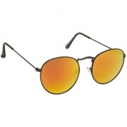 Arzonai Revo MA-021-S4 Unisex Round Sunglasses