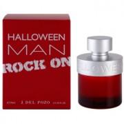 Jesus Del Pozo Halloween Man Rock On Eau de Toilette para homens 75 ml