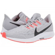 Nike Air Zoom Pegasus 36 Wolf GreyBlackWhiteBright Crimson