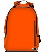 Sleevy laptop rugzak 17,3 Deluxe oranje