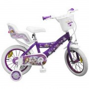Bicicleta 14 Sofia the First Toimsa