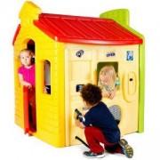 Детска къща за игра с много лица - Евъргрийн - Little Tikes, 320122