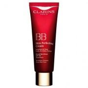 BB Cream Clarins Skin Perfecting SPF 25 cor 01 Light 45ml - Feminino