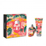 Police To Be Exotic Jungle Woman Eau De Toilette Spray 75ml Set 2 Parti 2019