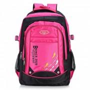 ultima bolsa de hombro de nylon resistente al agua para camping - Deep Pink