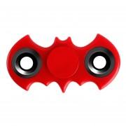 Batman Fidget Hand Spinner Moda Gyro Focus Toy Reducir El Estrés - Rojo