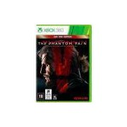 Jogo Metal Gear Solid V The Phantom Pain Day One Bra X360 - Konami