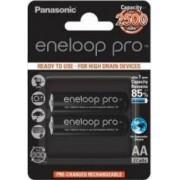Acumulatori Panasonic Eneloop Pro R6 AA 2500mAh 2 buc Blister
