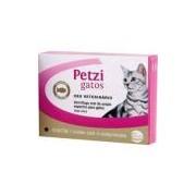 Vermífugo Petzi Para Gatos Ceva - 4 Comprimidos