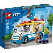 Lego set de construcción lego city camión de los helados 60253