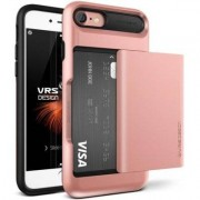 VRS Design Etui Damda Glide do iPhone 7 Różowo-złoty