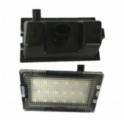 Lampa LED numar 72101 compatibil Land Rover ManiaCars