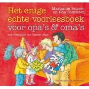 Kinderboeken Unieboek Prentenboek - Het enige echte voorleesboek voor opa's en oma's. 4+