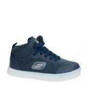 Skechers sneakers Energy Lights met lichtjes blauw