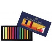 Cutie Creioane Pastel Soft Faber-Castell 24 culori/cut