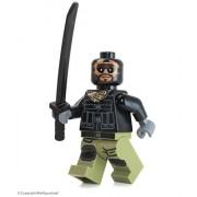 LEGO Teenage Mutant Ninja Turtles Minifigure - Foot Soldier (Movie version, full face 79116)