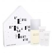 Issey Miyake L´Eau D´Issey Pour Homme confezione regalo Eau de Toilette 125 ml + 75 ml doccia gel + 50 ml balsamo dopobarba da uomo