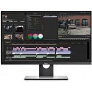 "Dell UP2716D, 27"" Wide LED Anti-Glare, IPS Panel, UltraSharp, 6ms, 1000:1, 300 cd/m2, 2560x1440, USB 3.0, HDMI, Display Port, Height Adjustable, Pivot, Swivel, Black"