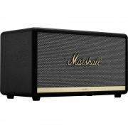 Marshall Stanmore II - безжичен аудиофилски спийкър за мобилни устройства с Bluetooth и 3.5 mm изход (черен)