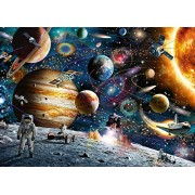 Ravensburger Puzzles Outer Space, Multi Color (60 Pieces)