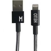 Design Letters Lightning Cable 1 Meter A-Z M